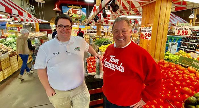 Tom Leonard's Family Owned Business