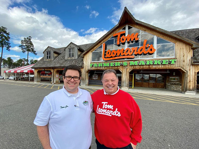 Tom Leonard's Store Expansion