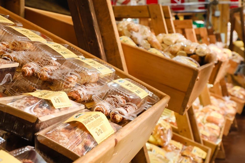 Fresh Sweet Breads