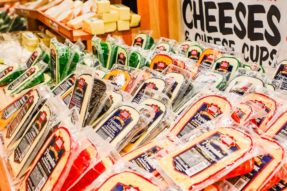 Dietz & Watson Cheese Variety