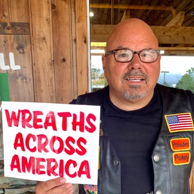 Wishing Well Winner Wreaths Across America