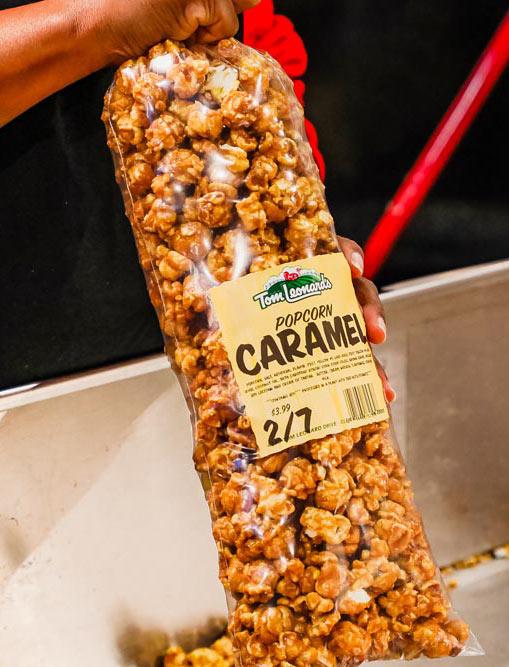 Fresh Gourmet Popcorn