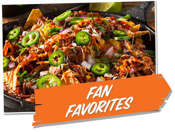 Fan Favorite Recipes