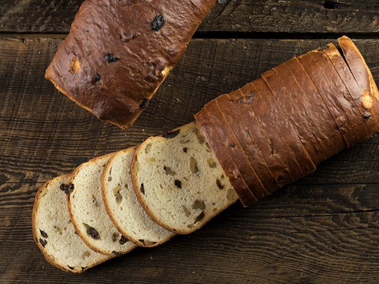 grandmas nut bread