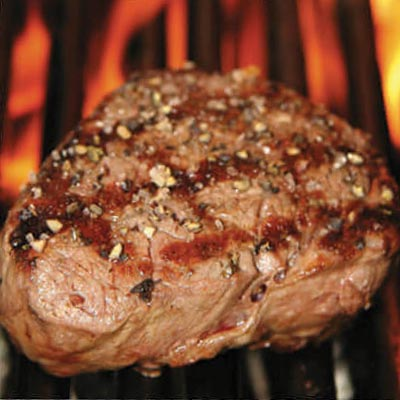 grilled fillet mignon
