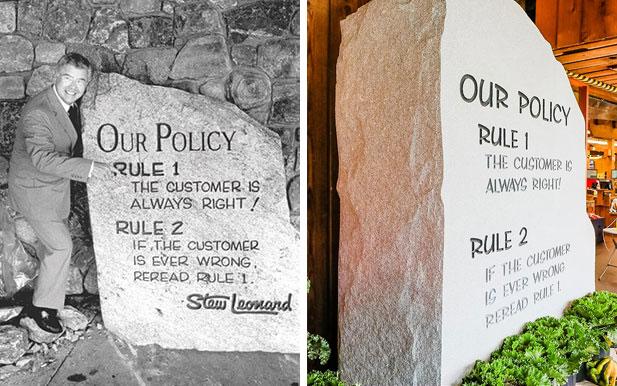Tom Leonard's Policy Rock