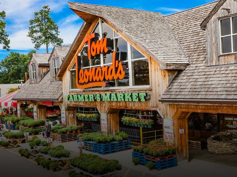 Voted Virginia's Best Farmer's Market