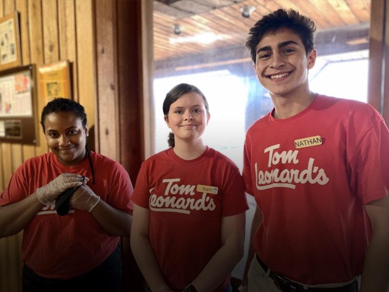 Join the Tom Leonard's Team